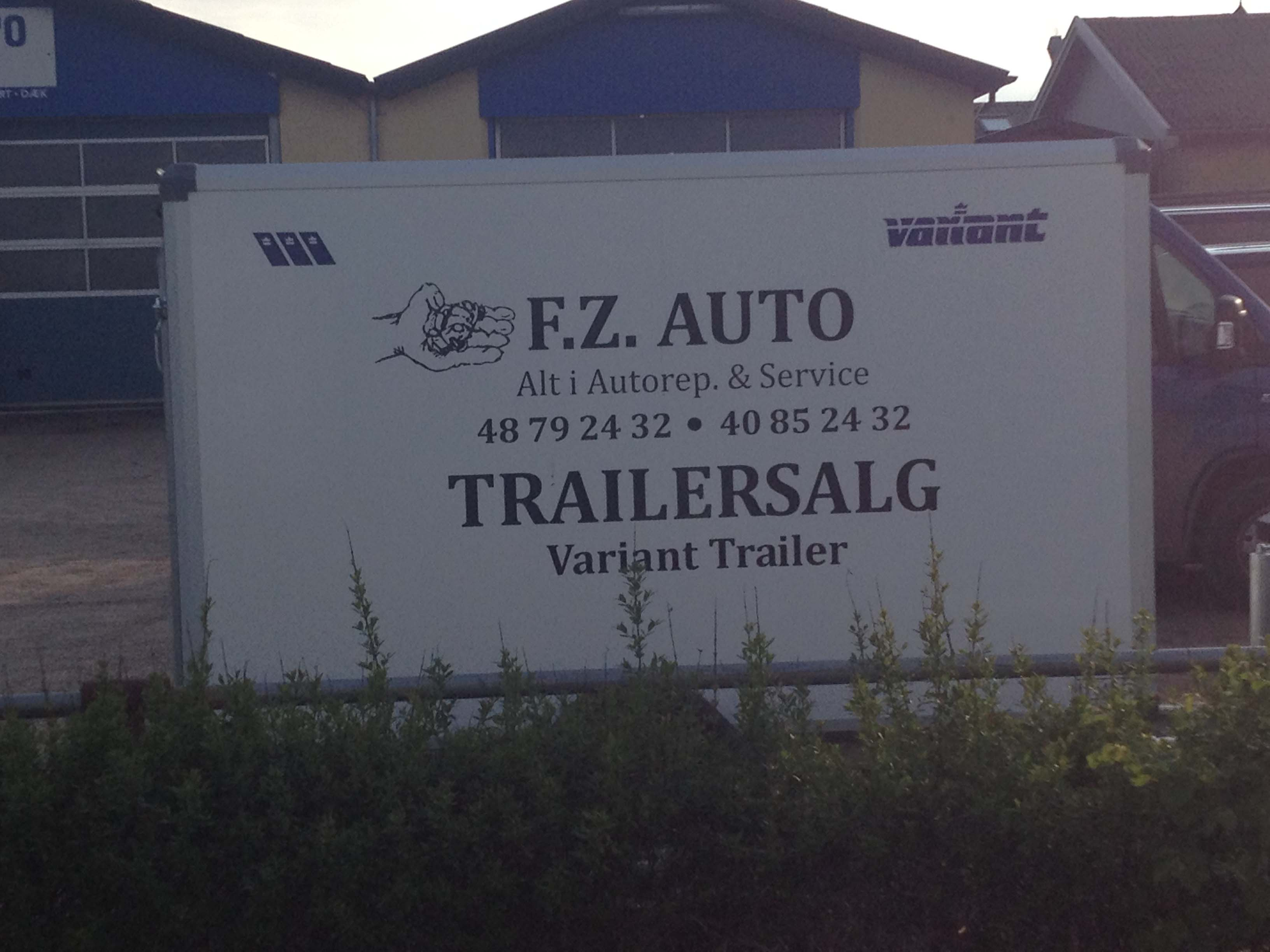 FZ Trailer
